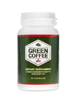 Green Coffee Plus ára